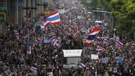 thai proteste