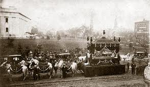 lincoln funeral