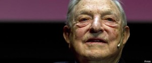 GEORGE SOROS ATTENDS 'THE CRISIS AND THE OPEN SOCIETIES FUTURE IN EUROPE' CONFERENCE