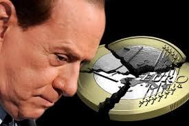 berlusconi euro