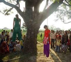 indiane impiccate