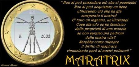 moneta maratrix