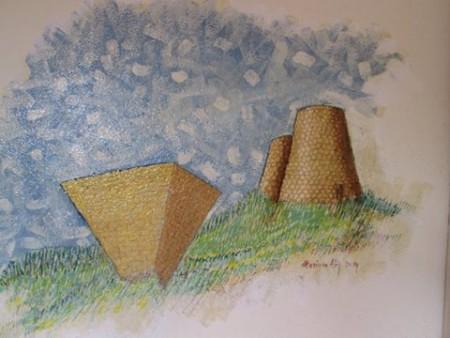 piramidi rovesciate mariano abis