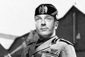 Renzi Mussolini