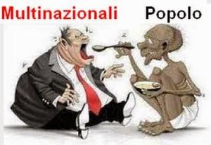 multinazionali popolo