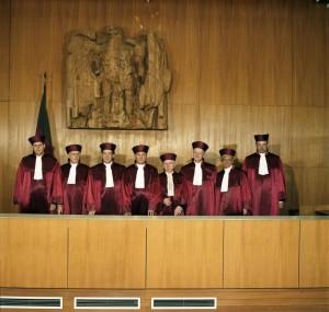 Karlsruhe, Bundesverfassungsgericht, II. Senat