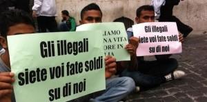 immigrati illegali
