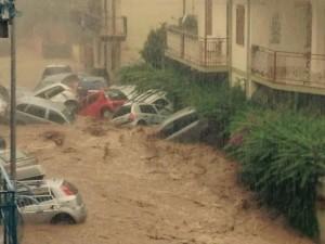 Rossano alluvione