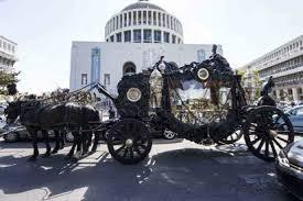casamonica funerale