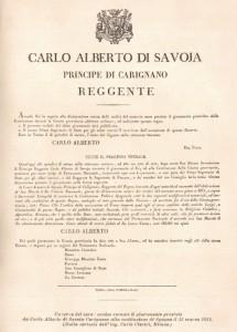 Carlo_Alberto_costituzione_spagnola