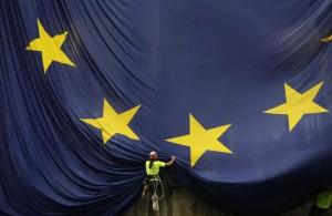 Europa dietro