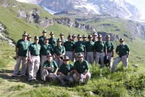 Il coro alpino Monte Cervino