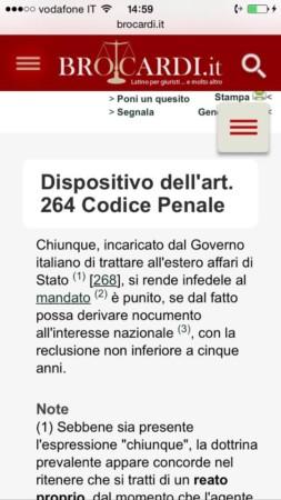 tweet art 264 cp