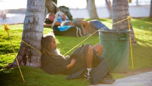 Hawaii senzatetto